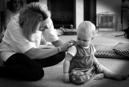 massage baby infant story inclusion nurture